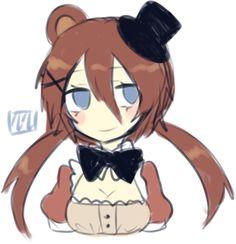 Female Freddy so cute >3<