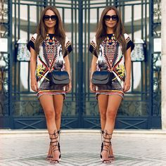 New Hot Womens Short Sleeve Printed Shirt Mini T-Shirts Floral Summer Casual Tops Tees