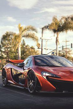 """ McLaren P1 """