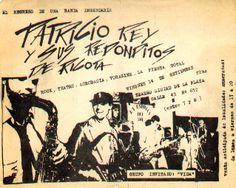 TEATRO CIUDAD DE LA PLATA - VIERNES 14/9/1984