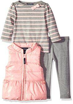 Nautica Baby Vest, Shirt and Jegging, Pink, 18 Months Nau... https://www.amazon.com/dp/B01FKNC88S/ref=cm_sw_r_pi_dp_x_l4CcybPZH3132