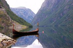 fiordi in NORVEGIA