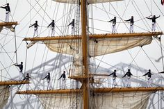 I love sailing ships