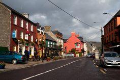 Glengarriff, Ireland  County Cork, Enclave of Bantry Bay