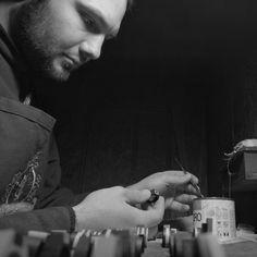 élieBois / L'atelier - créateur de bijoux en bois / Workshop - wooden jewelry designer Designer, Creations, Rings For Men, Handcrafted Jewelry, Jewelry Designer, Atelier, Men Rings