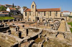 Monastery of Santa Clara-a-Velha (Coimbra, Portugal)