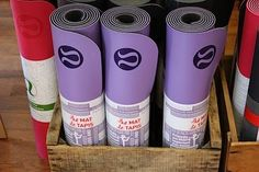 3 Yoga Mats for Sweating, Not Slipping. Need to get one, I slip too much now! #yogamats