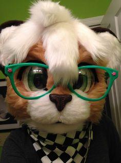 Glasses! - by Kumicrow