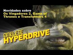 Os Vingadores 2, Game of Thrones, Transformers 4 e De Volta para o Futur...