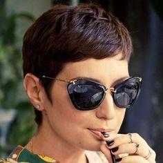 "50 mentions J'aime, 1 commentaires - Евгения Панова (@panovaev) sur Instagram: ""#pixie #haircut #short #shorthair #h #s #p #shorthaircut #hair #b #sh #haircuts"""