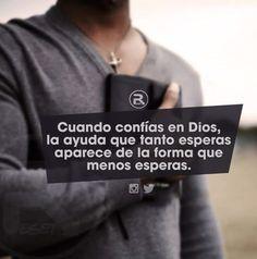 Nunca dudes de Dios él siempre proveerá