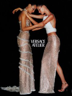 #VERSACEatelier #fashion #versace