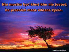Jesteś kimś :) | www.MotywujSie.pl
