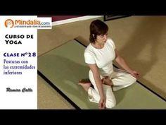 M Posturas con las extremidades inferiores por Ramiro Calle. CLASE DE YOGA 28 - YouTube Asana, Reiki, Namaste, Youtube, Meditation, Gym, Videos, Fitness, Essentials