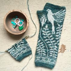 Ravelry: ericamay's mayfield mitts