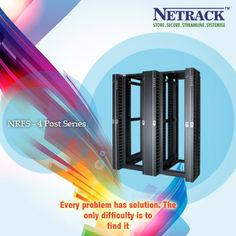 The quiet rack server manufacturers by Netrack have developed cabinets which prevent dust accumulation thereby promoting a peaceful and hygienic work environment to employees.