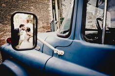 cute idea got a wedding or engagement photo