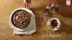 Recetas Chocolate Aguila | Tarta de avellanas