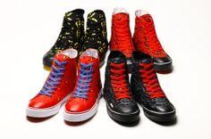 Airwalk und Whiz: Superhelden-Sneakers