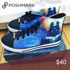 Star Wars Skechers New with box Star Wars limited edition shoes Skechers Shoes Sneakers