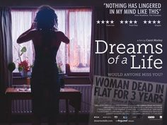 """Would Anyone Miss You??"" Dreams of a Life Official Trailer - A woman lay dead in her flat and wasn't discovered for 3 years... #wow www.dreamsofalife.com"