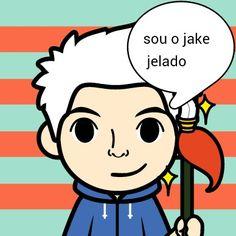 Jake jelado faceQ