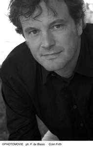 Colin Firth - yes he is handsome, but his charm and personality outshine his looks.