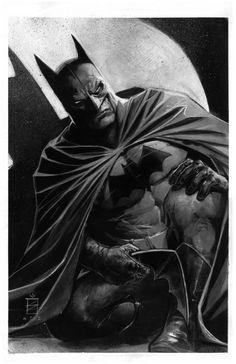 """""""Batman"""" by Eddy Newell"""