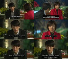 Secret garden, korean drama, hyun bin, ha ji won... Awww in a funny way lol