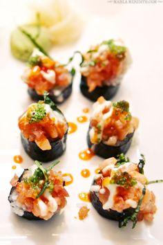 Mmmmmm. Sushi! Cosmo Restaurant | Fine Dining in Telluride, CO | http://FamilyFreshCookin...