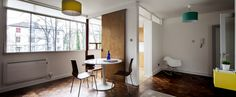 Romney Court in Belsize Park refurbishment by Adrian Manea