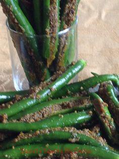 Green Chilli Pickle-North Indian Style/Hari Mirch Ka Achaar