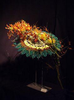 Design by Pirjo Koppi Art Floral, Floral Design, Zero, Number, Artist, Inspiration, Home Decor, Flowers, Biblical Inspiration