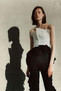 Carmen March ready-to-wear spring/summer '17 via Vogue