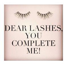 Dear Lashes  You COMPLETE me!  book your refill before the holidays!! 801.260.5274 #daybreakutah #daybreak #sojo #utahlashes #districtshoppingcenter #amazinglashstudiosouthjordan #lashextensions #lashesonfleek #lashgoals #lashesarelife