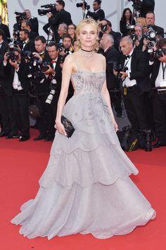 Diane Kruger by Prada - Cannes 2017