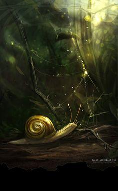 Digital Illustrations by Wespenfresser