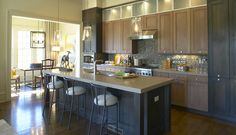 Atlanta couple's kitchen