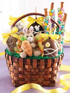 Mrs. Prindables - Delightful Surprises Easter Basket