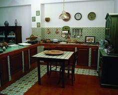 10 best LA FAUCI COTTO SICILIANO; rivestimento cucina; cucina in ...