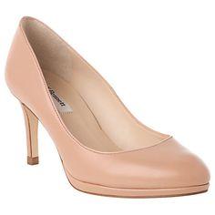 Buy L.K. Bennett Sybila Platform Court Shoes Online at johnlewis.com