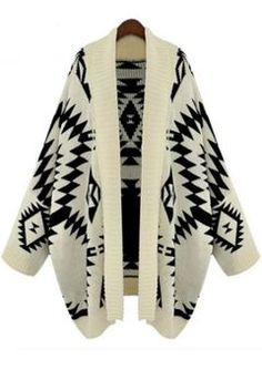 NATIVE AMERICAN INSPIRED SWEATER on The Hunt