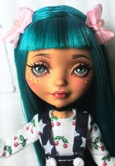 OOAK - Ever After High - Briar Beauty - Repaint