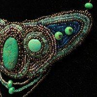 Prodané zboží uživatele merhaba | Fler.cz Bead Weaving, Turquoise Bracelet, Beads, Bracelets, Jewelry, Beading, Jewlery, Jewerly, Schmuck