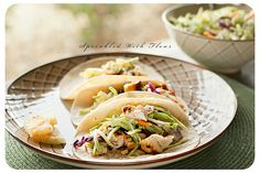 Chipotle Grilled Chicken Tacos by Amber (Sprinkled With Flour), via Flickr