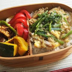 Chicken & Egg on rice
