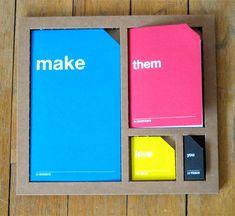 Corporate Gifts Ideas Ziba Client Gift by Chelsea R. Sanders, via Behance Design Thinking, Window Reveal, Self Promo, Client Gifts, Desk Calendars, Staff Motivation, Grafik Design, Corporate Gifts, Box Design