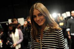 Olivia Palermo Photo - Tibi - Backstage - Fall 2012 Mercedes-Benz Fashion Week