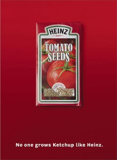 Heinz Tomato Ketchup (by McCann London) - Not as good or clever as the other two ads in this campaign.