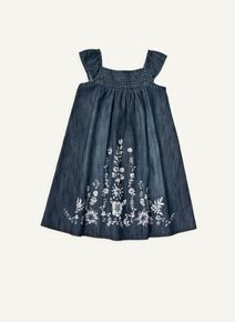 Denim dress from Woolworths.co.za Girls Dresses, Summer Dresses, Denim, Inspiration, Clothes, Fashion, Dresses Of Girls, Biblical Inspiration, Outfits